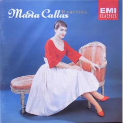 Maria Callas. Rarities. 1 CD. EMI