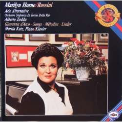Rossini: Arie Alternative. Marilyn Horne, Martin Katz. 1 CD. Sony