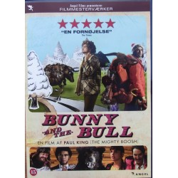 Bunny and the Bull. a film by Paul King. 1 DVD