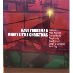 Have Yourself a merry little Christmas. 1 CD. Sony