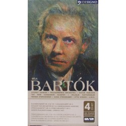 Bartok: Life and works. 4 CD. Membran