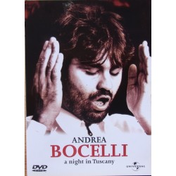 Andrea Bocelli: A Night in Tuscany, 1 DVD. Universal