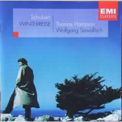Schubert: Winterreise. Thomas Hampson. Wolfgang Sawallisch. 1 CD. EMI