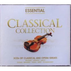 Essential Classical Collection. 3 CD. Sony
