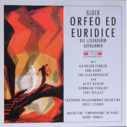 Gluck: Orfeo ed Eurodice. Kathleen Ferrier. Fritz Stiedry. 2 CD. Cantus
