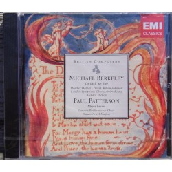 Berkeley: Or shall we die. & Patterson: Missa Brevis. Richard Hickox. 1 CD. EMI