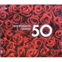 50 Best Romantic Classics. 3 CD. EMI