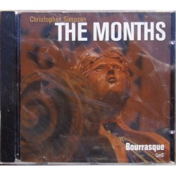 Christopher Simpson: The Months - Bourrasque. 1 CD. Classico CD 663