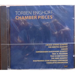 Torben Enghoff: Chamber Pieces. 1 CD. Classico. CD 665