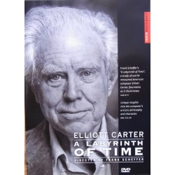 Elliott Carter: A Labyrinth of Time. A documentary film by Frank Scheffer. 1 DVD. TDK