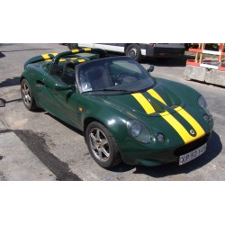 Lotus Elise 111S. British Racing Green.