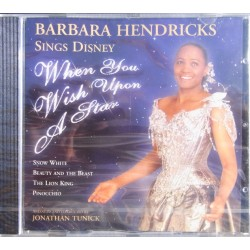 Barbara Hendricks sings Disney. When You Wish Upon A Star. 1 CD. EMI