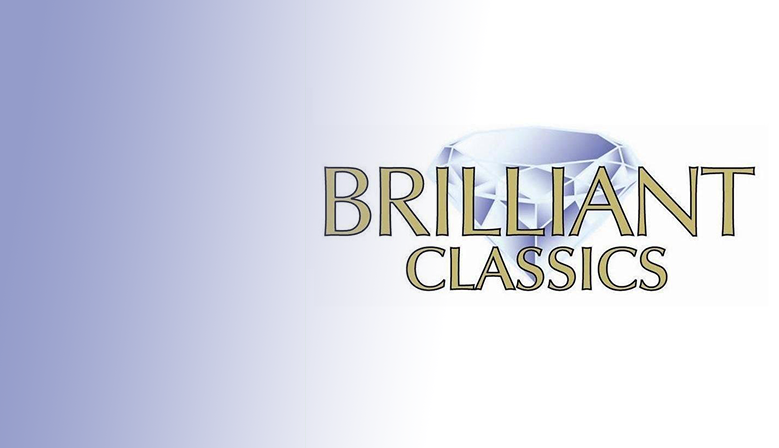 Brilliant Classics CD